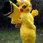 Cosplay: Pikachu