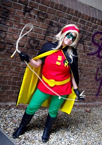 Cosplay-Cover: Stephanie Brown