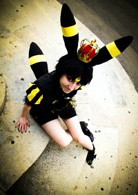 Cosplay-Cover: Prince Umbreon [own design]