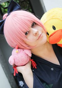 Cosplay-Cover: Nana Astar Deviluke [Yukata]