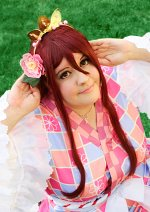 Cosplay-Cover: Riko Sakurauchi - Yukata [idolized]