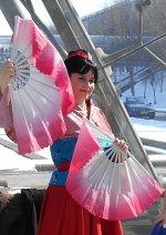 Cosplay-Cover: Mulan ~Disney on Ice~