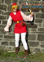 Cosplay-Cover: Red (Four Swords)