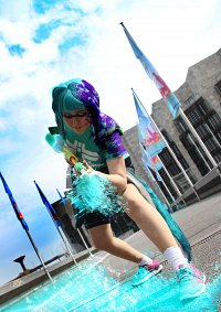 Cosplay-Cover: Inkling-Girl