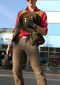 Cosplay-Cover: Sniper