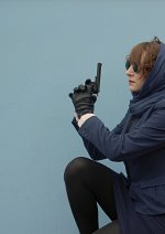 Cosplay-Cover: BLu female spy