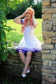 Cosplay-Cover: Princess Bubblegum » trouble in lumpy space.