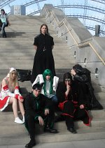 Cosplay-Cover: Ume
