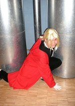 Cosplay-Cover: Edward Elrick
