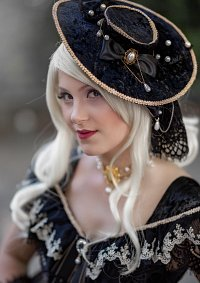 Cosplay-Cover: Black Lace