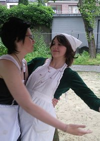 Cosplay-Cover: Austria (Maid)