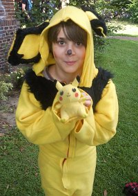 Cosplay-Cover: Pichu