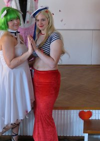 Cosplay-Cover: Mina (KiAi-Maskottchen) Summer of friendship