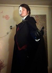 Cosplay-Cover: Erik (Das Phantom)