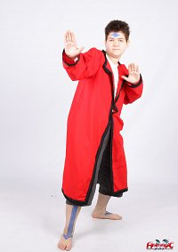 Cosplay-Cover: Aang (book 3 first episode)