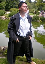 Cosplay-Cover: Captain Jack Harkness