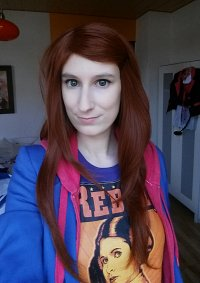 Cosplay-Cover: Charlie Bradbury [The girl with the dungeons and d