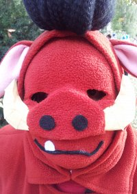 Cosplay-Cover: Pumba