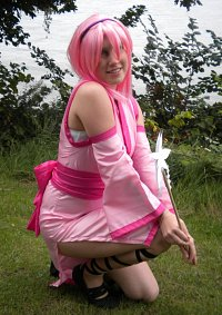 Cosplay-Cover: Mint