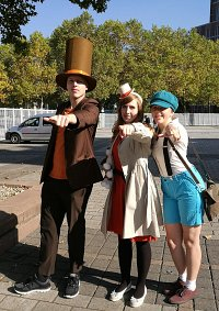 Cosplay-Cover: Katrielle Layton
