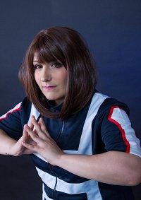 Cosplay-Cover: Ochako Uraraka 「Trainingsuniform」