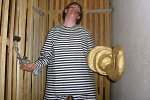 Cosplay-Cover: Sir Crocodile [Impel Down]