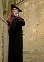 Cosplay-Cover: Richter Claude Frollo