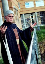 Cosplay-Cover: Oberster Kanzler Sheev Palpatine