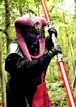 Cosplay-Cover: Sith Lord Kopecz
