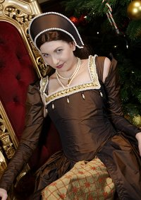 Cosplay-Cover: Anne Boleyn (The Tudors)
