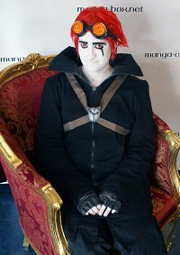 Cosplay-Cover: Jack Spicer