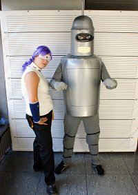 Cosplay-Cover: Bender