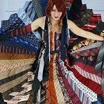 Cosplay: Krawattenlady