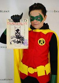 Cosplay-Cover: Robin [Damian Wayne]