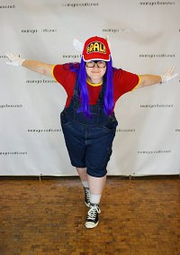 Cosplay-Cover: Arale-Chan