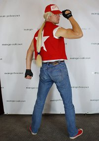 Cosplay-Cover: Terry Bogard