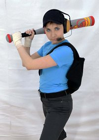 Cosplay-Cover: BLU Scout