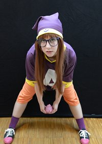 Cosplay-Cover: Arale (Remake-Version)