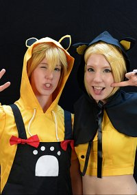 Cosplay-Cover: Kagamine Len [Halloween Cat Outfit]