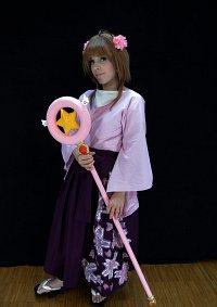 Cosplay-Cover: Sakura (Kimono)