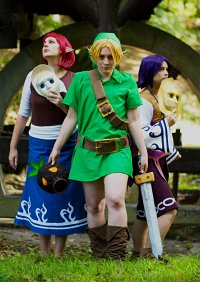 Cosplay-Cover: Link [Majora's Mask]