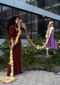 Cosplay-Cover: Mother Gothel (Tangled/Neu verföhnt)