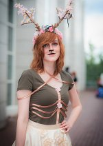 Cosplay-Cover: Cherry Blossom Deer