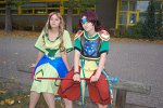 Cosplay-Cover: Melina
