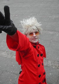 Cosplay-Cover: Vash