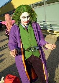 Cosplay-Cover: Joker (TDK-Version)