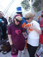 Cosplay-Cover: Dirk Strider [God Tier]
