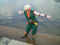 Cosplay-Cover: Michelangelo (Human-Version)