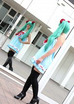 Cosplay-Cover: Miku [Candy Rose]
