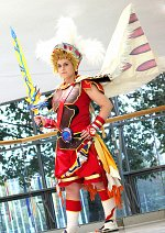Cosplay-Cover: Onion Knight ~ Dissidia